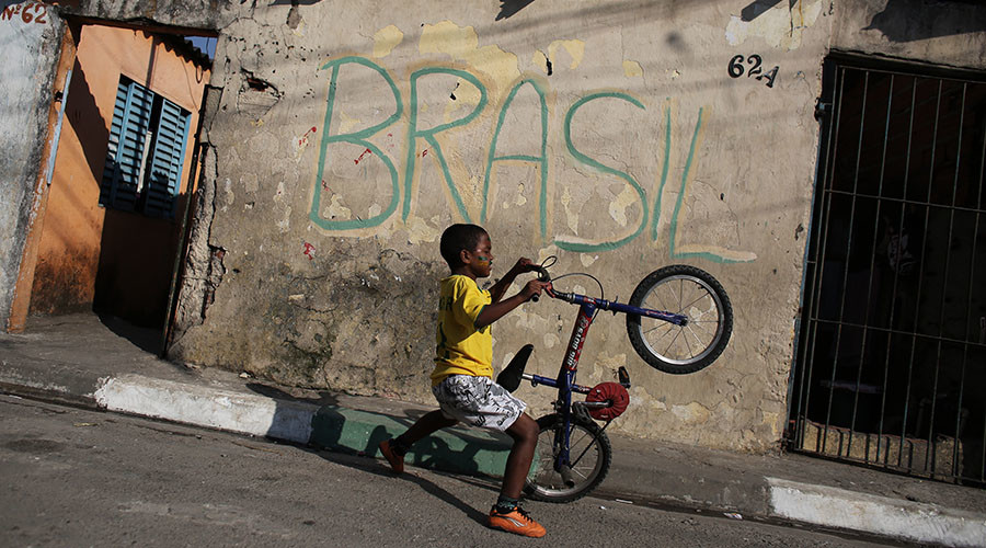Brazil's economy enters worst recession on record