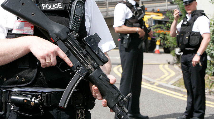 Police won't be suspended for firing their guns on duty, UK home secretary confirms
