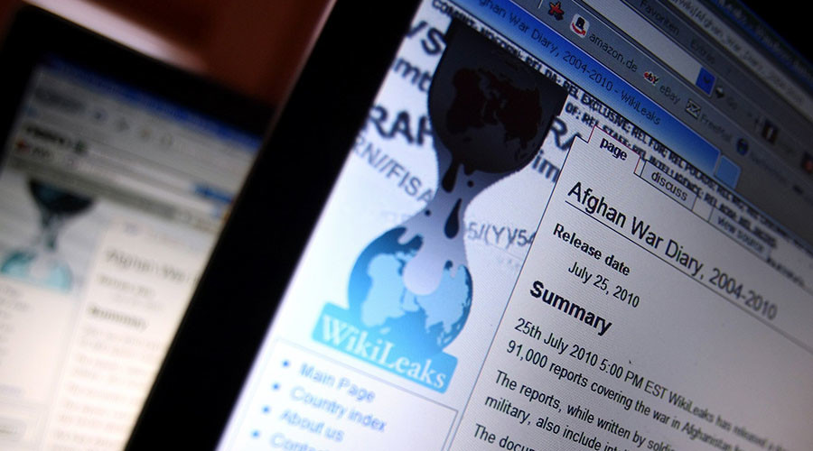 WikiLeaks CIA Vault 7: 'We are looking at George Orwell's 1984'