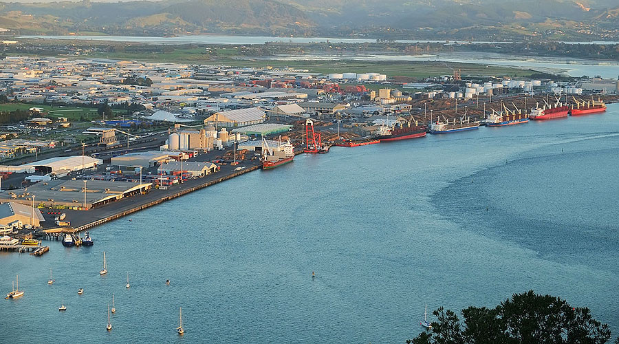 Blistering barnacles! 'Dirty' ship turned away from NZ port