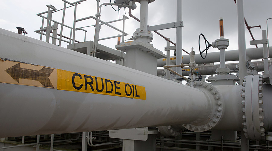 Crude crashes 5% to hover above $50, tests 2016 lows