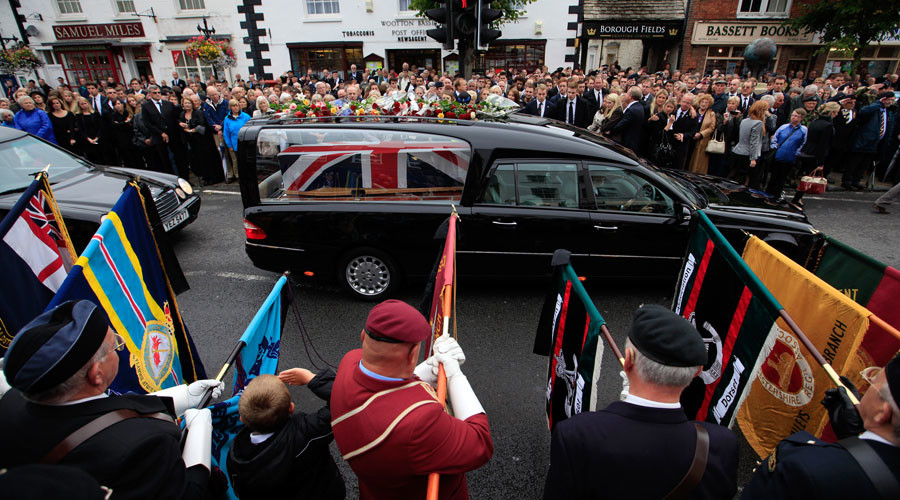 Veterans & war widows are furious about British military's Iraq-Afghan memorial