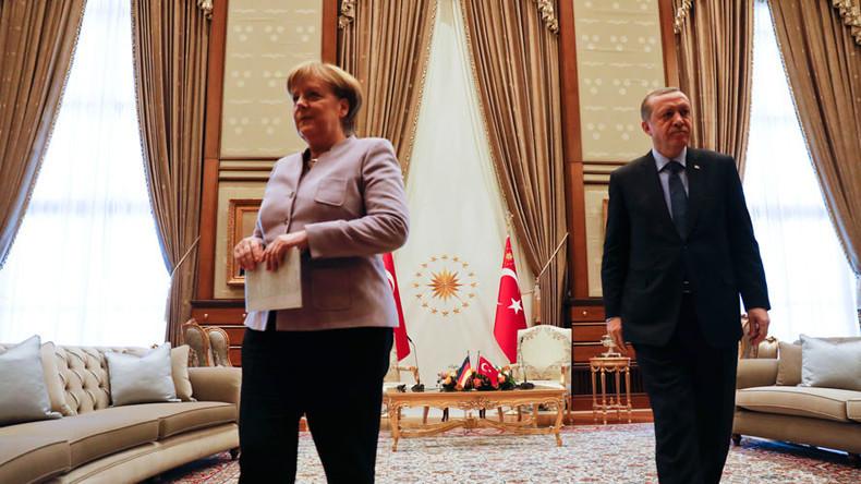 Turkey's Nazi references 'must stop,' are unworthy of bilateral ties – Merkel