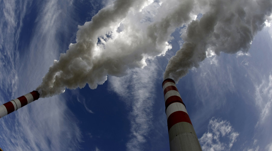 Carbon dioxide not 'primary contributor' to global warming, EPA chief says