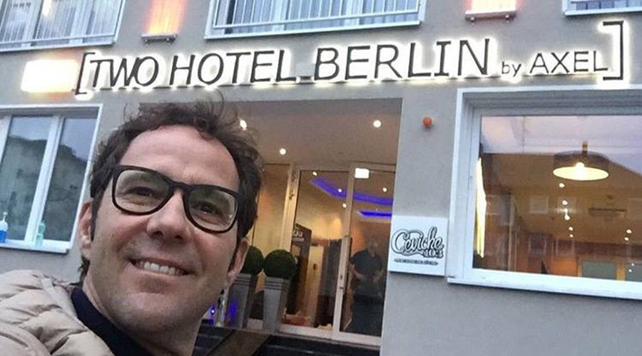 Gay-friendly hotel accuses German Air Force of discrimination after last-minute cancellation