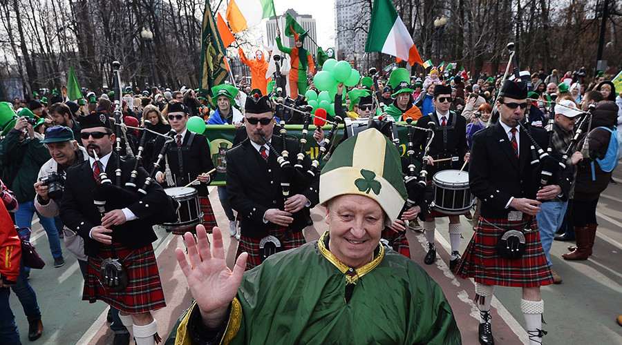 Twice the craic? Russian Orthodox Church takes on celebration of St. Patrick's Day