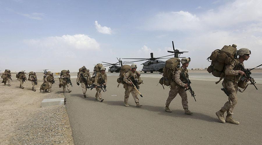US deploys 2,500 paratroopers to Kuwait, ready for missions in Syria & Iraq – report