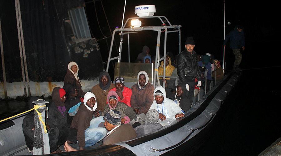 British aid money used to 'indefinitely detain' migrants in Libya