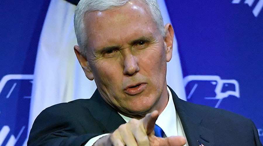 #Vault7: US will use 'full force of law' if WikiLeaks dump contains factual info, Pence warns