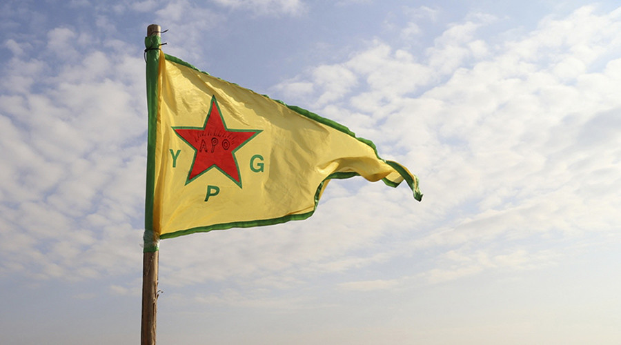 Germany bans over 30 Kurdish symbols incl flag of US-backed Syrian militia fighting ISIS  report