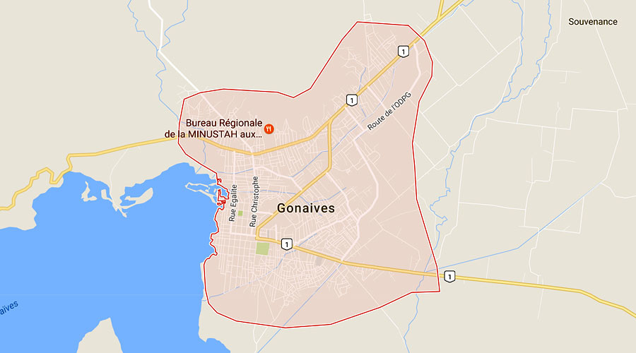 Bus runs into crowd in Haiti, killing at least 34 people