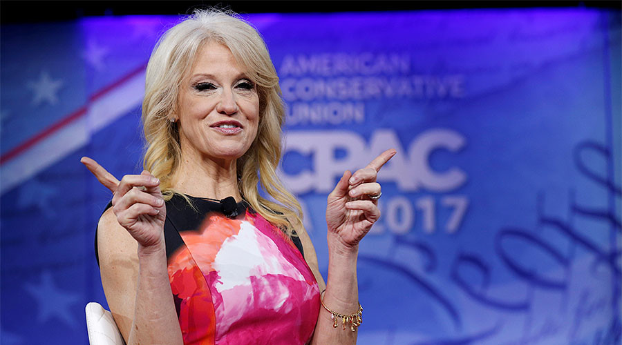Kellyanne Conway claims microwaves could have spied on Trump (POLL)