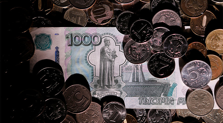Russian ruble remains resilient to crude mood swings