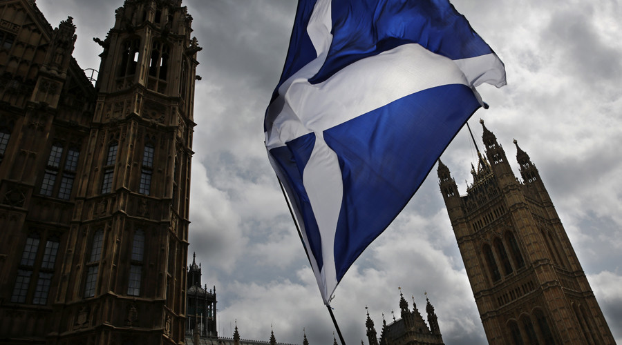 Scottish politicians in open conflict as political war for independence relaunched