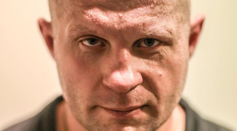 Polish MMA promotion KSW makes offer to Fedor Emelianenko