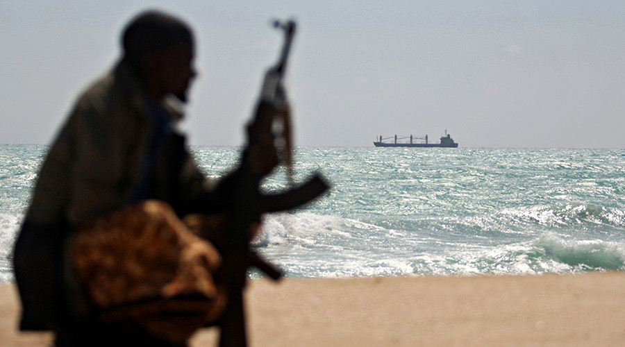 Somali pirates strike for first time in 5 years with freighter hijacking