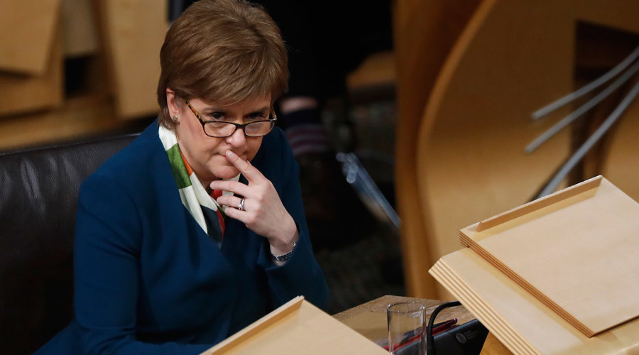 Petition to block new Scottish independence referendum passes 100,000