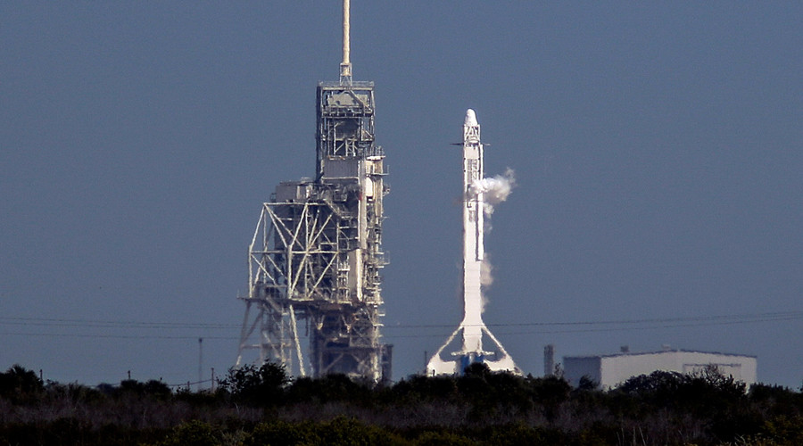 SpaceX satellite launch scrubbed due to Stella's high winds