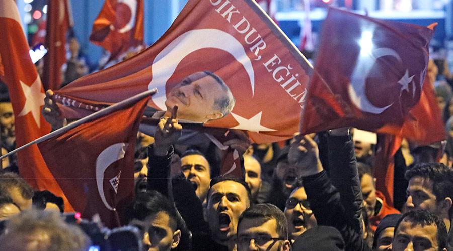 Turkey's Erdogan calls Netherlands 'rotten, terrorist state'