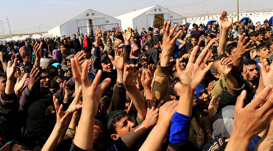 'Western bombardment of Mosul radicalizing Sunni Muslims around the world' – George Galloway