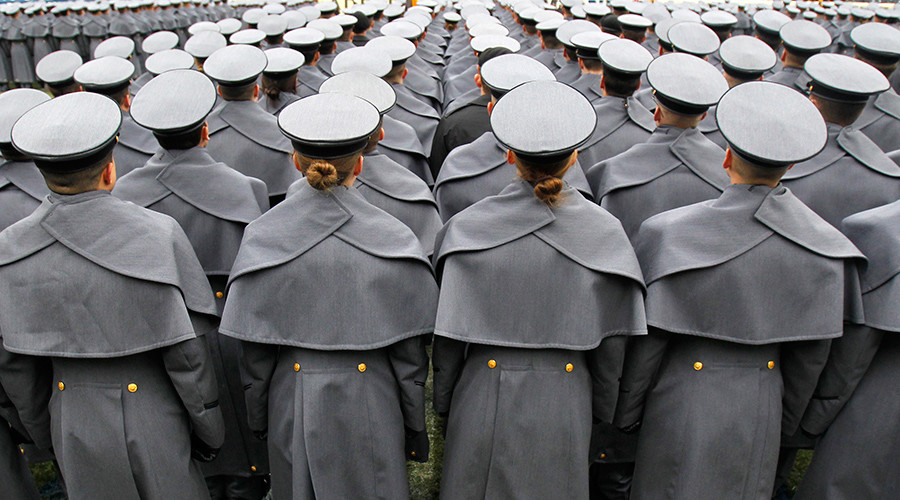 Not just nude photos: Sexual assault on the rise at West Point, Annapolis military academies