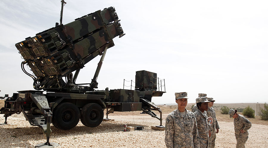 US ally used $3mn Patriot missile to down $200 drone