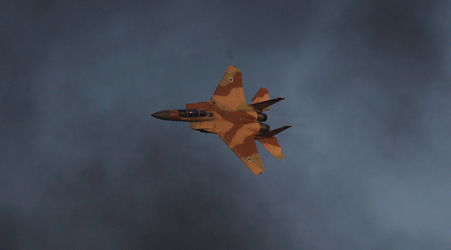 Israel denies Syrians shot down military jet