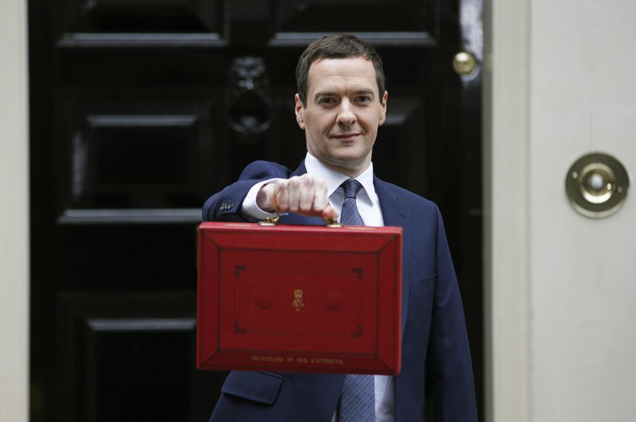 Ex-Chancellor Osborne made editor of London Evening Standard… & Twitter can't handle it