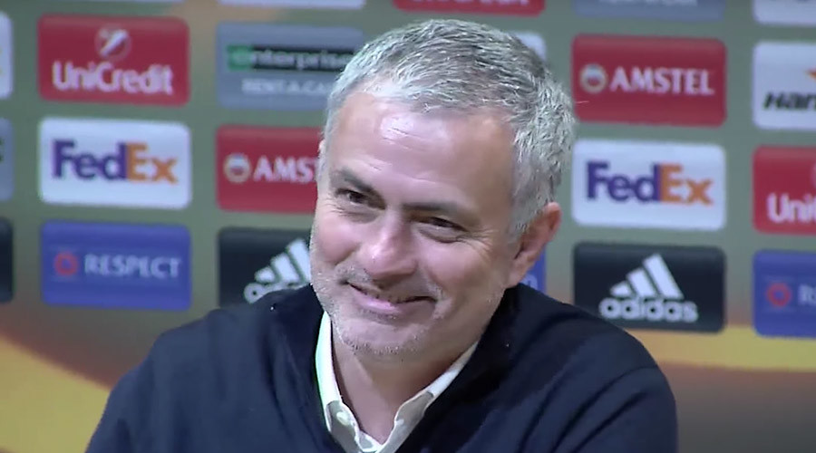 'Everything went wonderfully well': Man Utd's Mourinho praises 'super comfortable' Russian welcome