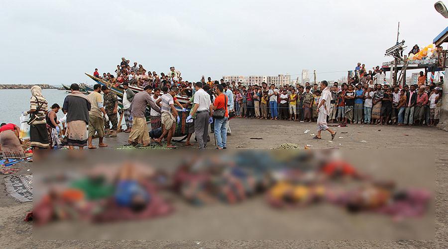 42 Somali refugees killed, at least 25 injured in Yemen airstrike