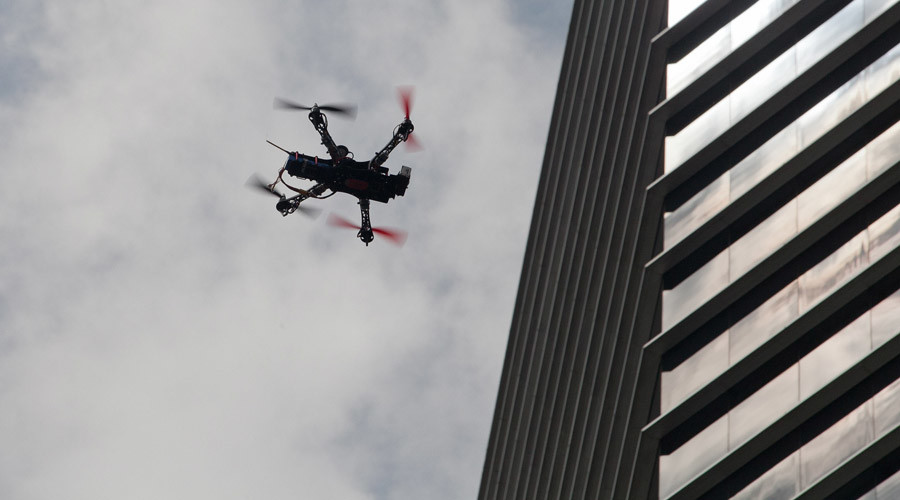 Chinese police debut new anti-drone gun that shoots illegal UAVs from the sky