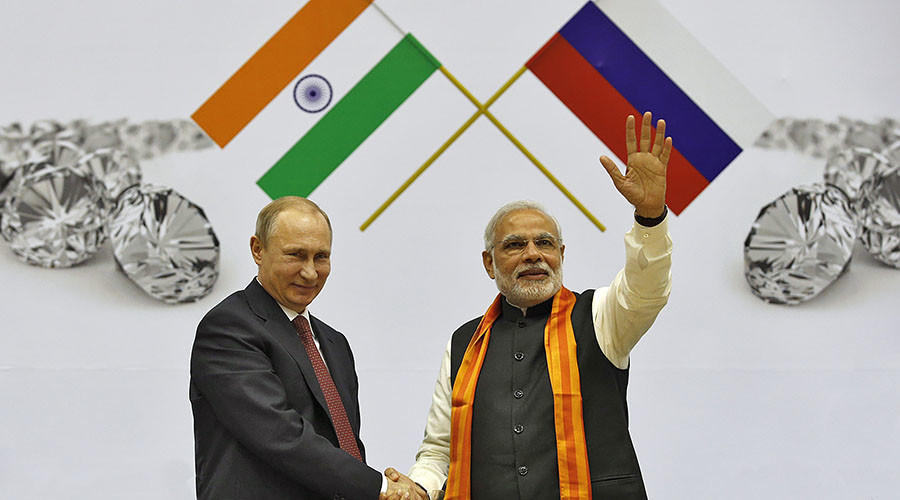 Moscow & New Delhi aim for $30bn annual turnover by 2025 – Russian trade minister