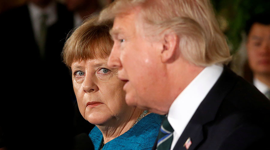 White House meeting with Trump was catastrophic for Merkel
