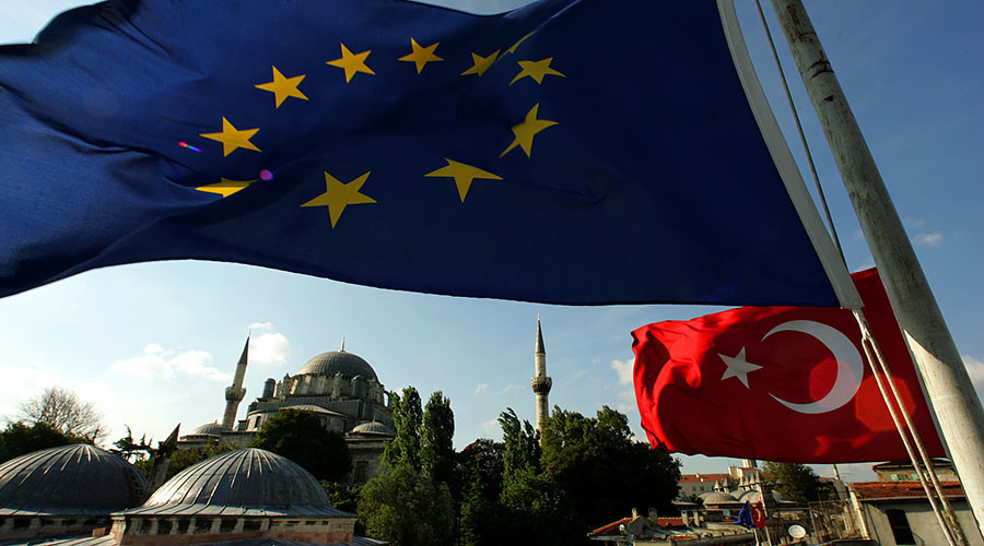 Turkey further away from EU accession 'than ever before' – German FM