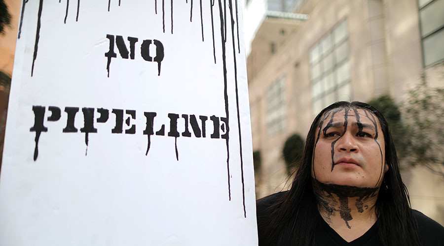 US appeals court rejects last-minute bid to block DAPL launch