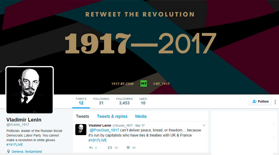 'Digital time travel! Best thing on Twitter!' People praise 'highly addictive' #1917LIVE revolution
