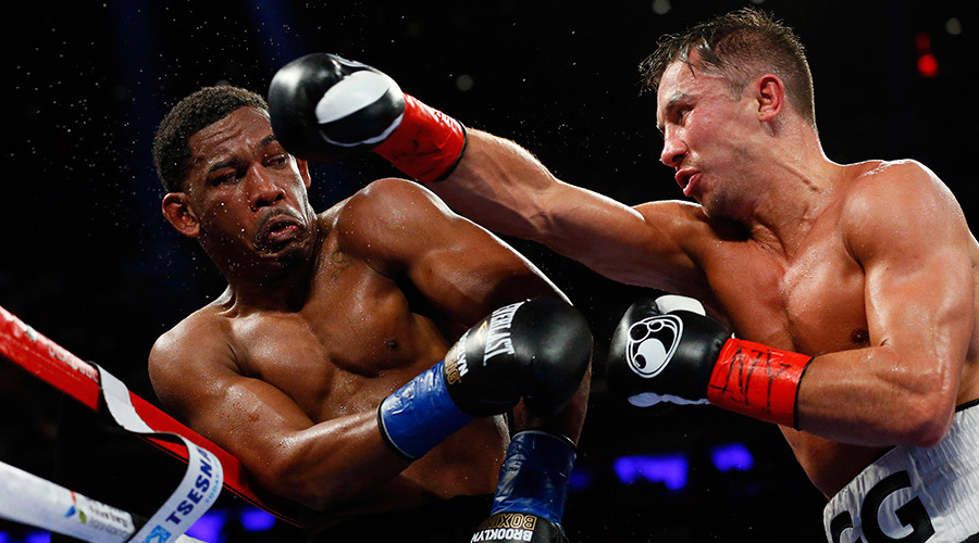 Golovkin wins but brave Jacobs ends GGG knockout run in Madison Square Garden slugfest