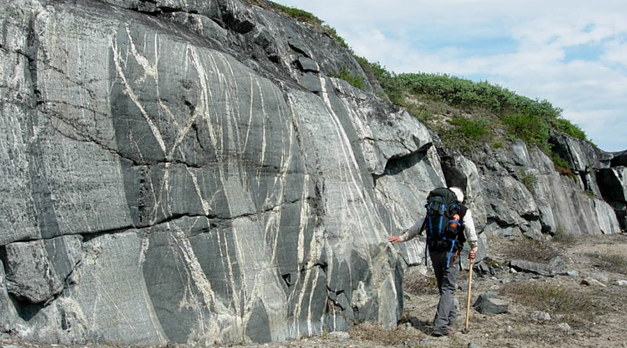 4.2bn-year-old remnants of Earth's original crust found in Canada (PHOTO)