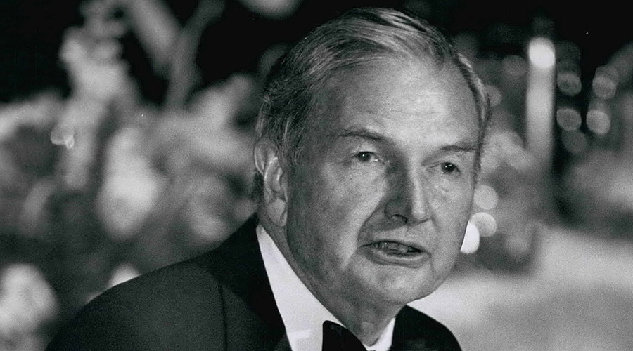 Bilderberg, Kissinger & transplant rumors: Truth & myths of David Rockefeller's life