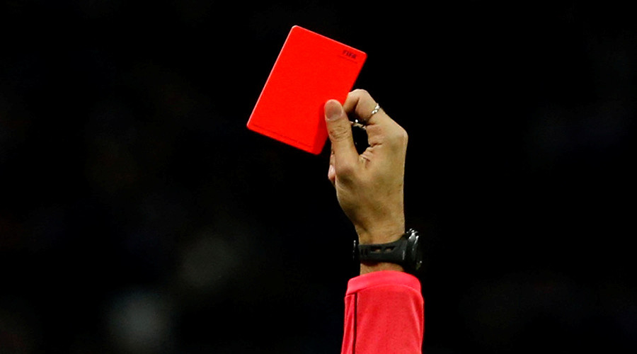 FIFA bans Ghanaian referee for life over 'match manipulation' in World Cup qualifier