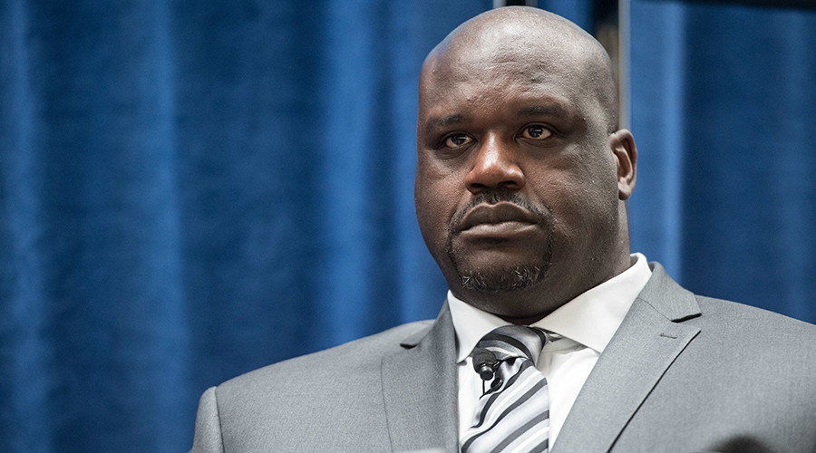 'The Earth is flat': Retired NBA star Shaquille O'Neal