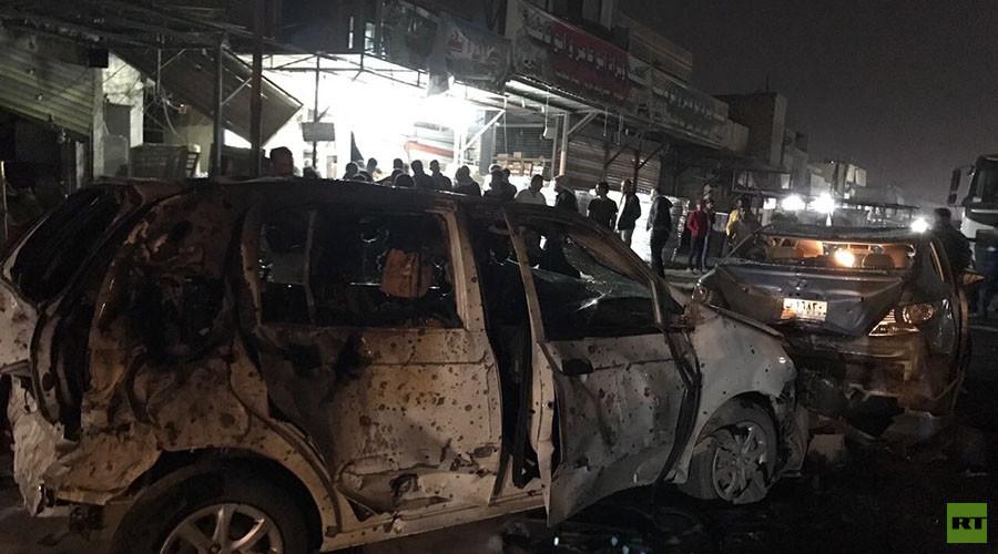 Car bomb kills 23, injures dozens in Baghdad – reports