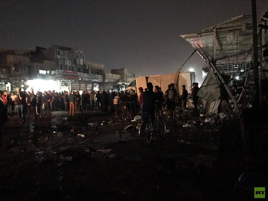 Iraq Car Bomb Kills 20 In South-West Baghdad
