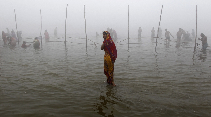 India gives Ganges & Yamuna rivers same rights as humans in bid to fight pollution