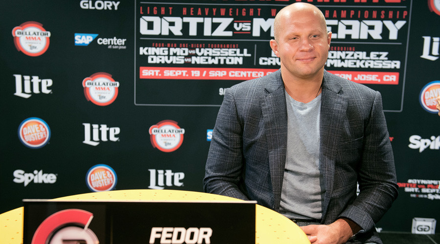 Fedor v Mitrione rescheduled for July 24 at New York's iconic MSG