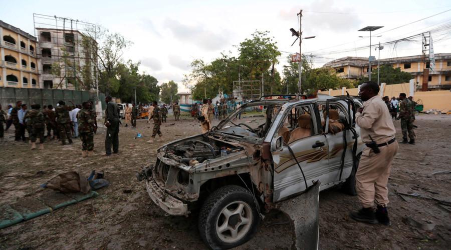At least 6 dead in latest Mogadishu car bomb attack – reports