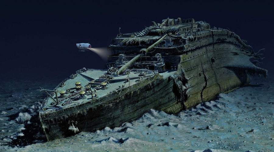 Pricey diving tours to Titanic shipwreck to begin in 2018