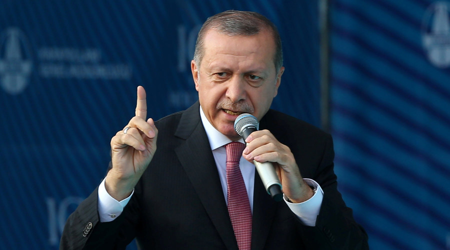 Europeans won't be able to 'walk safely' if EU's current attitude persists, Erdogan warns