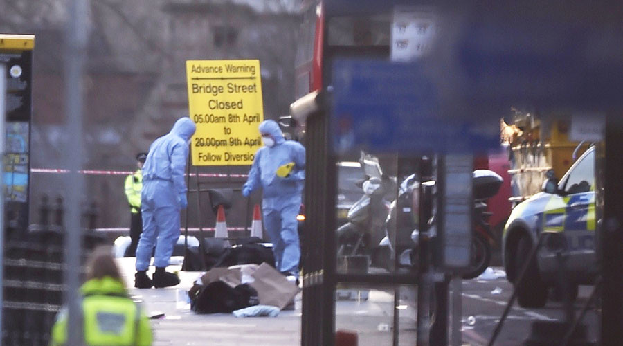 London terrorist attack outside British parliament: What we know