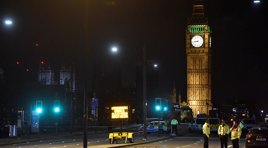 #WeAreNotAfraid: Londoners show strength & solidarity in aftermath of Westminster attack